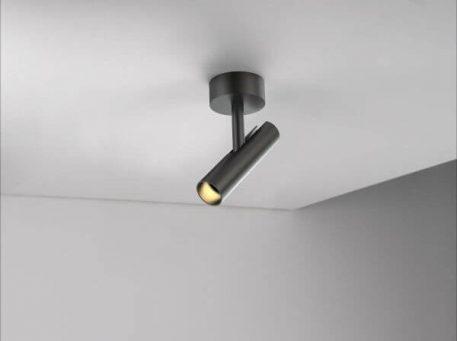 Lampa LED - czarny metal - Nordlux