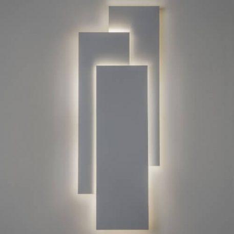Lampa LED Lampy i oświetlenie LED biały  - Salon