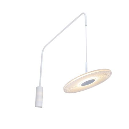 Lampa LED Vinyl do sypialni