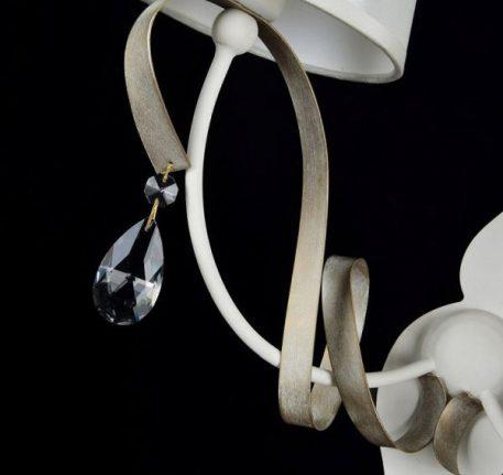 Lampa modern classic - ARM010-02-W