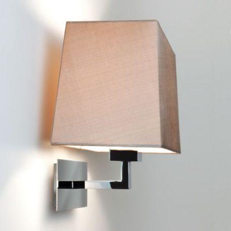 Lampa modern classic Styl modern classic srebrny  - Salon