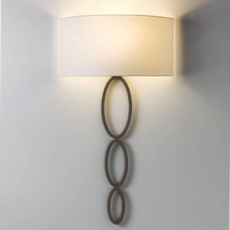 Lampa modern classic Valbonne do sypialni