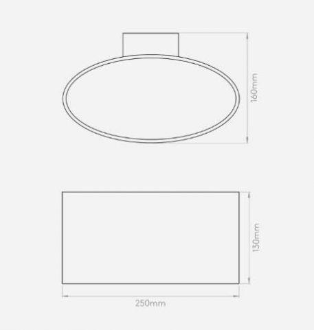 Lampa nowoczesna - 1301001
