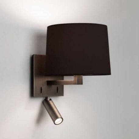 Lampa nowoczesna Azumi do sypialni