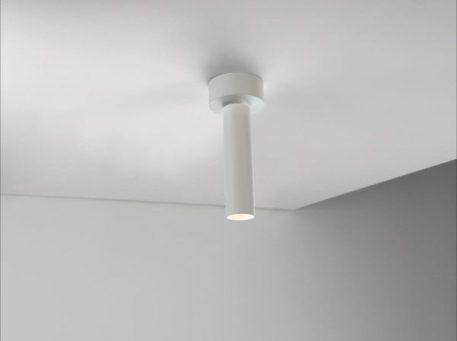 Lampa nowoczesna - biały metal - Nordlux