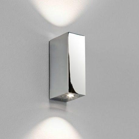 Lampa nowoczesna Block do salonu