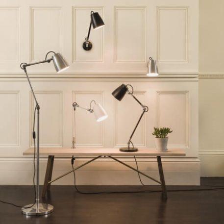 Lampa nowoczesna - czarny mat - Astro