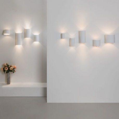 Lampa nowoczesna - gips - Astro