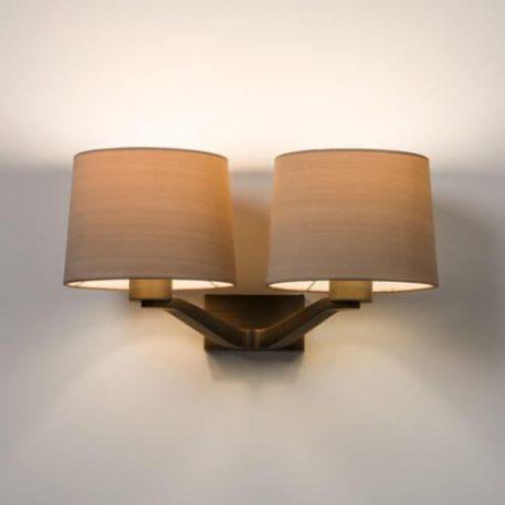 Lampa nowoczesna Montclair do sypialni