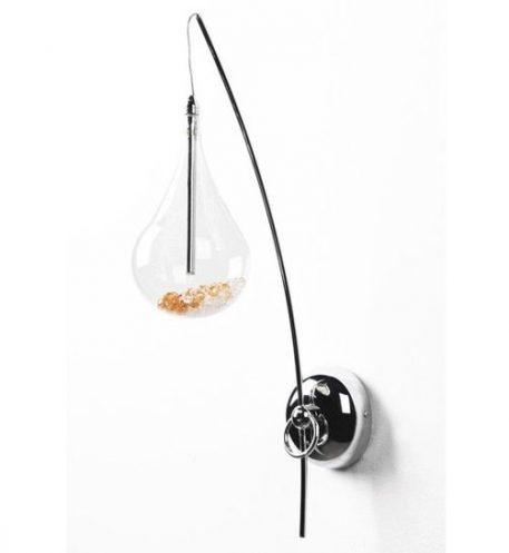 Lampa nowoczesna Perle do sypialni
