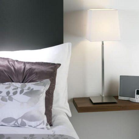 Lampa nowoczesna - polerowany nikiel - Astro