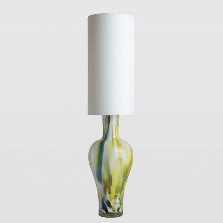 Lampa nowoczesna Styl nowoczesny biały, żółty, Niebieski, Zielony  - Sypialnia