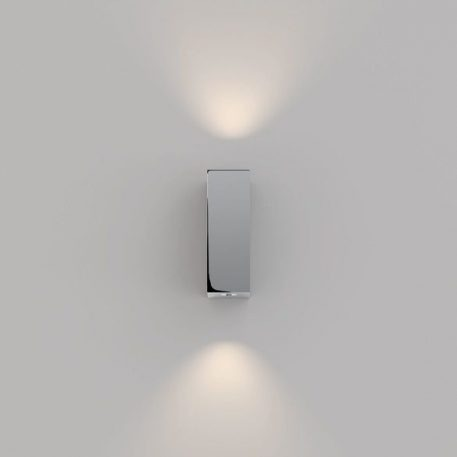 Lampa nowoczesna Styl nowoczesny srebrny  - Sypialnia