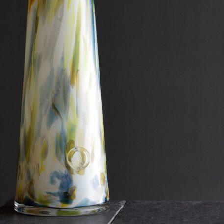 Lampa nowoczesna Styl nowoczesny żółty, Niebieski, Szary, Zielony  - Salon
