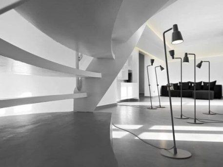 Lampa podłogowa - 84464003