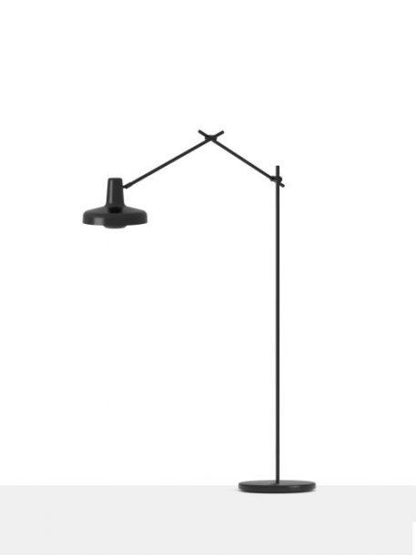Lampa podłogowa Arigato do salonu
