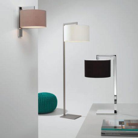 Lampa podłogowa - matowy nikiel - Astro