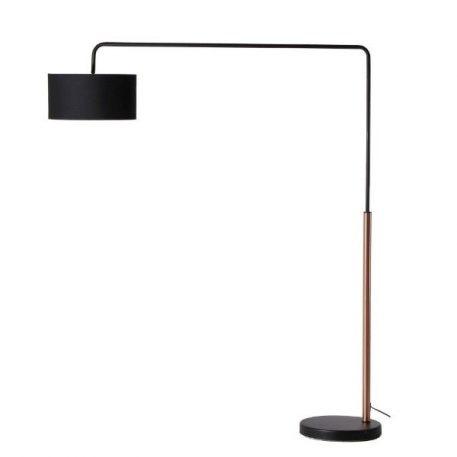 Lampa podłogowa Shower Mega  do salonu