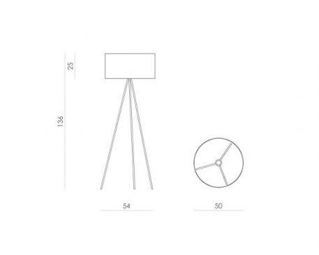Lampa skandynawska - LGH0521