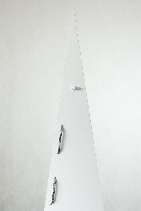 Lampa skandynawska - Styl skandynawski - biały -  - Salon