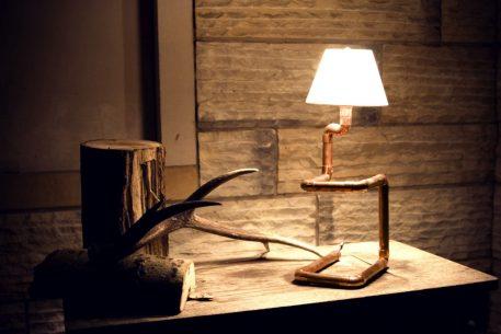 Snake Lampa stołowa