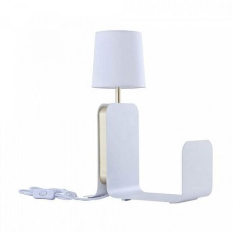 Lampa stołowa Karl do salonu