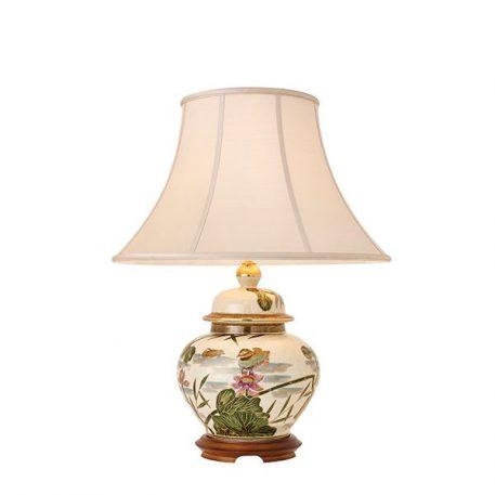 Lampa stołowa Kutani