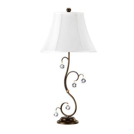 Lampa stołowa Lunetta  do salonu