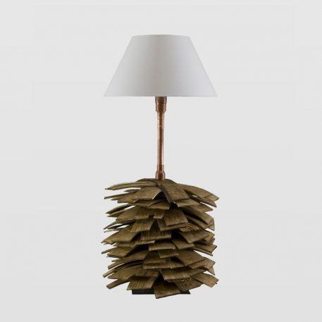 Lampa stołowa Shingle