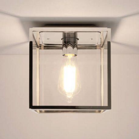 Lampa sufitowa Box  do sypialni