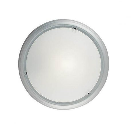 Lampa sufitowa Frisbee do salonu