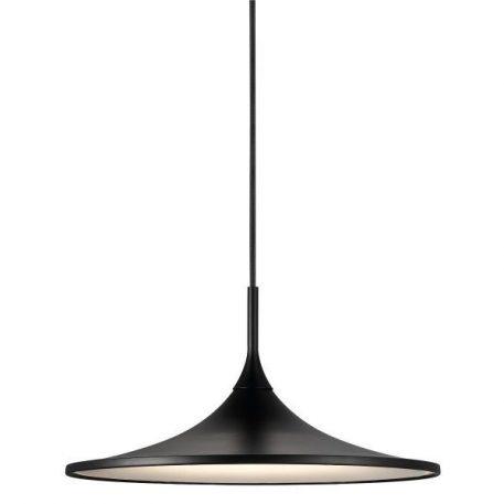 Skip Lampa wisząca – Lampy i oświetlenie LED – kolor Czarny