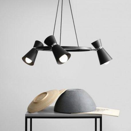 Lampa wisząca - 989E1/K