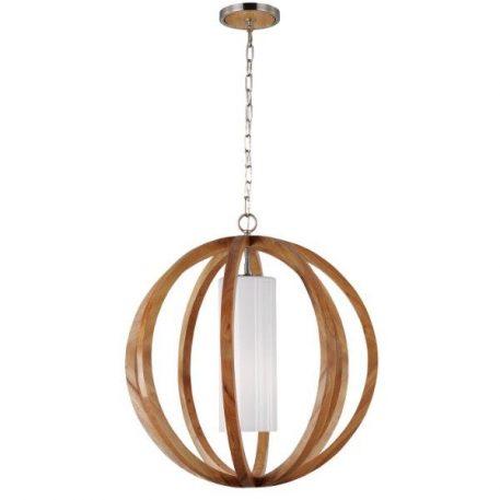 Lampa wisząca Allier do salonu