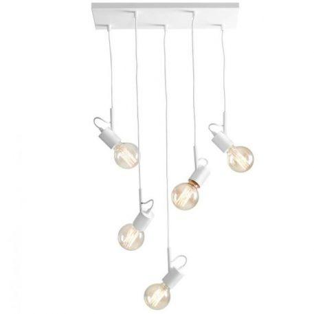 Lampa wisząca Aluna  do salonu