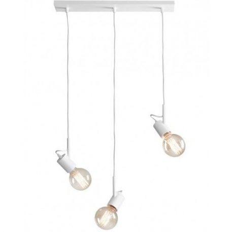 Lampa wisząca Aluna  do sypialni