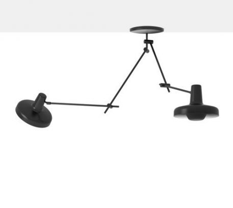 Lampa wisząca Arigato do salonu
