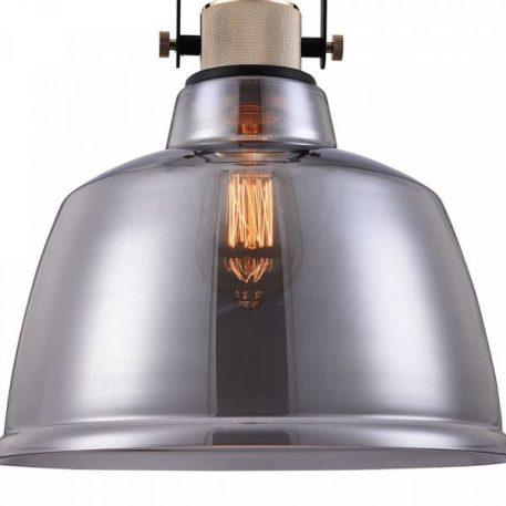 Lampa wisząca - barwione szkło - Maytoni