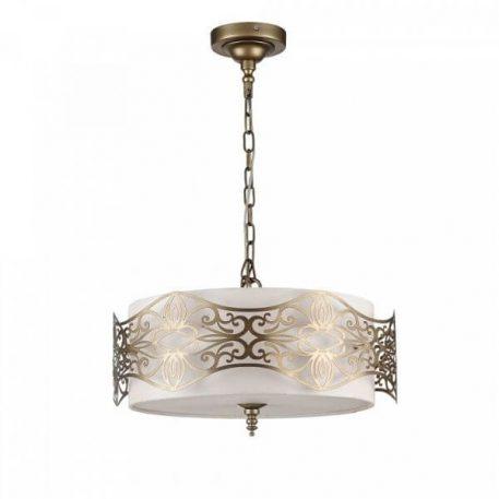 Lampa wisząca Burgeon do salonu