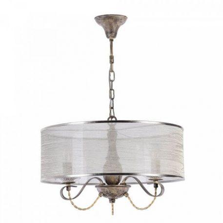 Lampa wisząca Cable do salonu