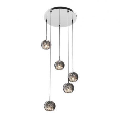 Lampa wisząca Crystal  do salonu