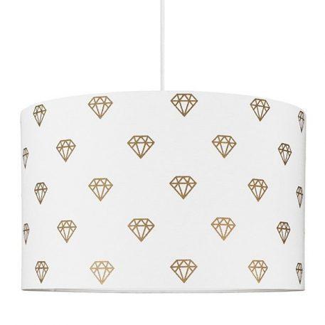 Lampa wisząca Diamenty  do pokoju dziecięcego