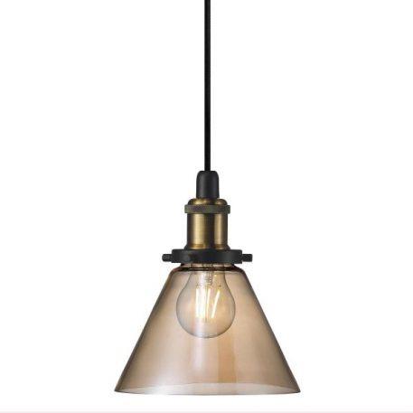 Lampa wisząca Disa do sypialni