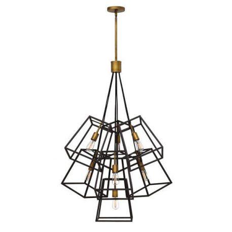 Lampa wisząca Fulton do salonu