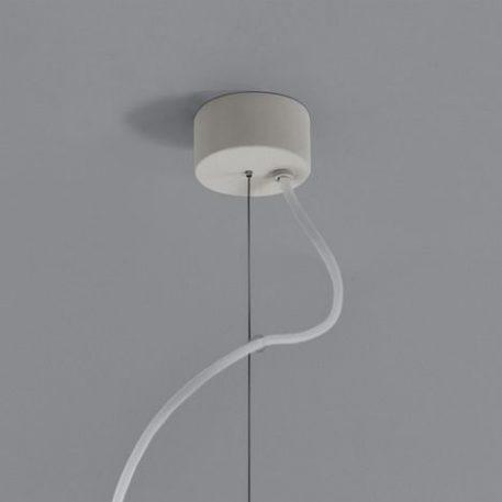 Lampa wisząca Gipsowe biały  - Kuchnia