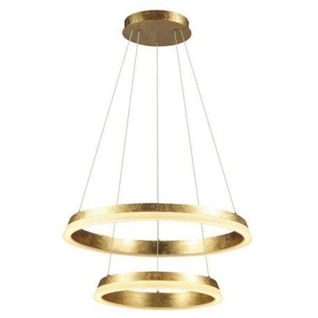 Lampa wisząca Golden  do sypialni