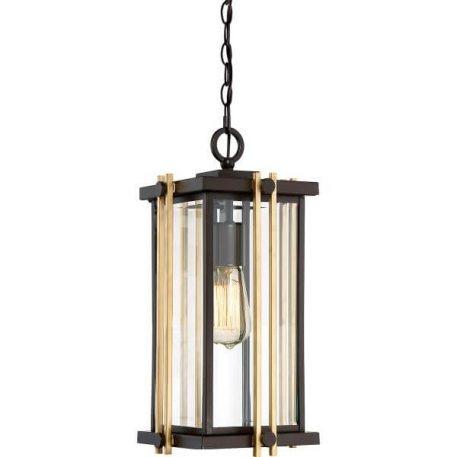 Lampa wisząca Goldenrod do salonu