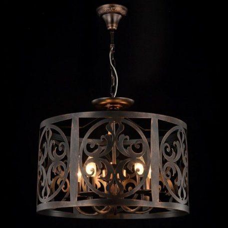 Lampa wisząca klasyczny brązowy  - Kuchnia