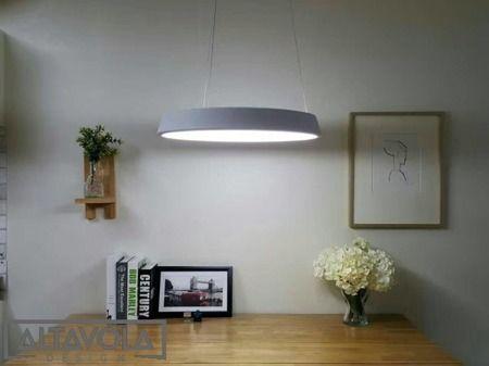 Lampa wisząca - LA070/P_grey