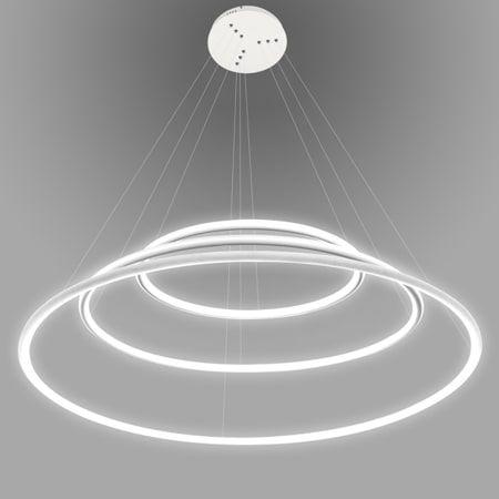 Lampa wisząca - LA075/P_80_in_3k_white